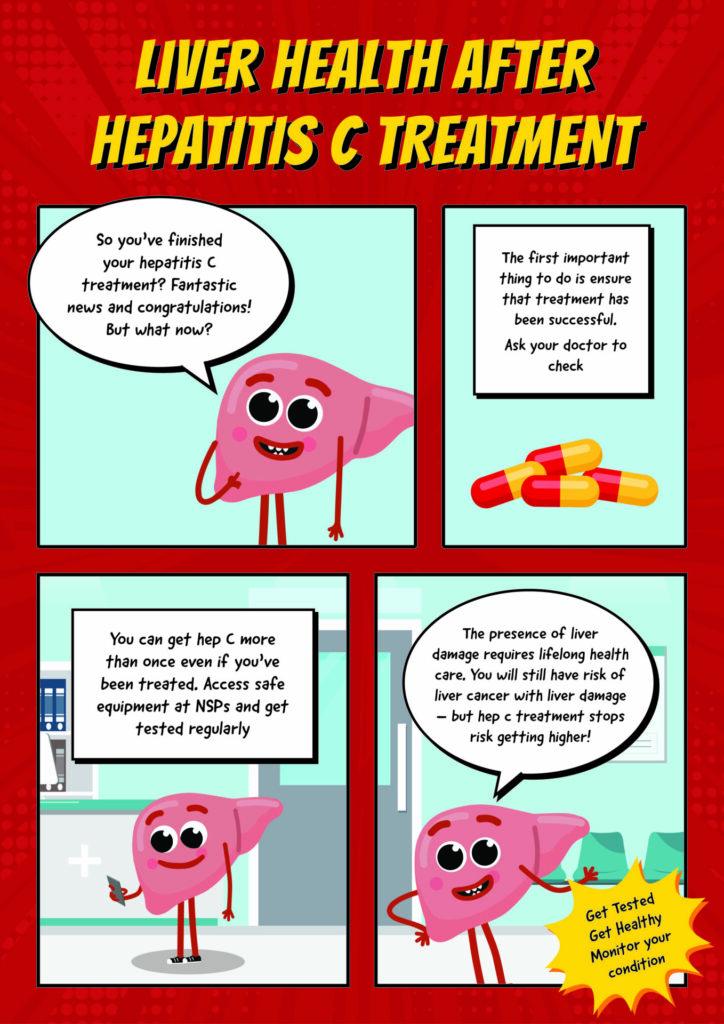liver health after hepatitis C treatment