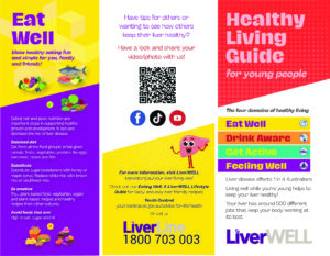 Healthy Living Guide for Young People